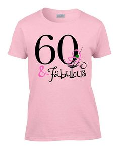 50 And Fabulous Birthday T Shirt 50th Fiftieth Tee Gift GRAY