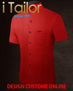 Design Custom Shirt 3D $19.95 chemise italien Click http://itailor.fr/shirt-product/chemise-italien_it158-1.html