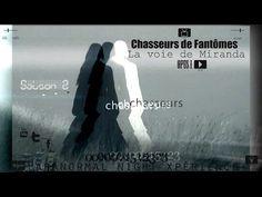 PARANORMAL NIGHT ACTIVITY: CHASSEURS DE FANTOMES - LA VOIE DE MIRANDA ACTE 1