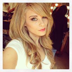 Love Kim matula's hair