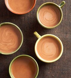 Aztec Hot Chocolate from the Better Homes and Gardens Must-Have Recipes App