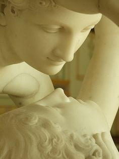 Cupid and Psyche - The Kiss