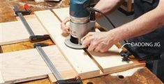 I've always liked the clean, modern look of cabinets built without face frames. My early attempts involved building plywood boxes […] Woodworking Magazine, Woodworking Workshop, Woodworking Projects, Plywood Edge, Plywood Boxes, Power Sander, Using A Router, Cabinet Parts, Face Framing