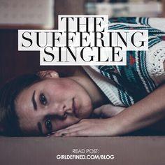{Blog Post} The Suffering Single