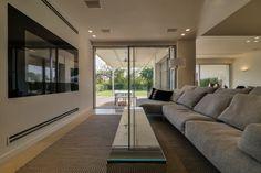 Aluminium sliding window KELLER minimal windows® by KELLER