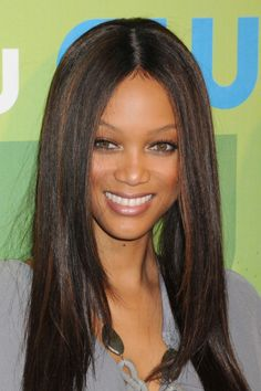 Medium Straight Hairstyles 2012
