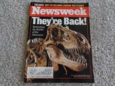Newsweek Magazine They're Back! June 5, 1995