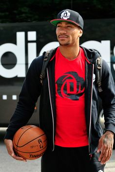 Derrick Rose- although this guy plays for the Bulls, he still is an amazing player.