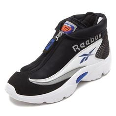 317fc4651542 Best Sneakers   Reebok Classic The Shroud OG Black   White -  Sneakers  https