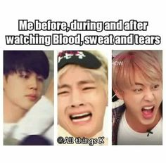 Jin is me every time, especially their live performances