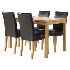 Explore our selected online non food range at Tesco. Table And Chair Sets, Dining Table Chairs, Dining Room, Tesco Direct, Furniture, Range, Home Decor, Cookers, Decoration Home