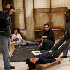 Saw III behind the scenes