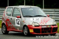 Fiat Seicento racing car for sale