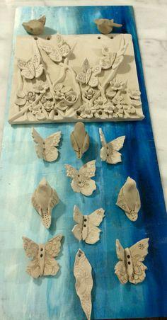 Nesrin aktaş ceramic rölyef