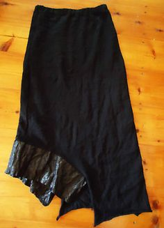 Crea Concept Lagenlook Maxi Skirt S | eBay