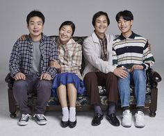 The Kim family portrait Drama Series, Tv Series, Reply 1988 Quote, Ryu Joon Yeol, Kdrama, Lee Hyeri, Oh My Ghostess, Go Kyung Pyo, Best Dramas