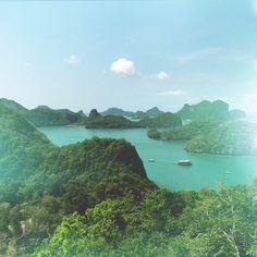 Angthong Marine Park, Thailand    by mister sullivan
