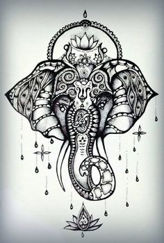 ganesh tattoo - Google Search