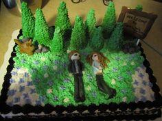 Twilight cake-  love it!!!