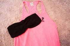 pink summer clothing