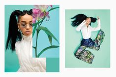 The Fader FKA Twigs: Power Play PHOTOGRAPHY: Charlie Engman