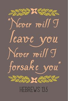 """too-fabulicious: """" Never will I leave you… """""""