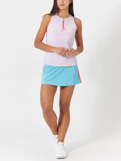 "Fila Women's Tie Breaker 13.5"" Skirt Tennis Warehouse, Tennis Wear, Lucky In Love, Stylish Outfits, Cheer Skirts, Active Wear, Dress Up, Costume"