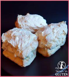 Panecillos de queso sin lácteos (Sin Gluten, Sin Lácteos, Sin Huevo, Vegano)