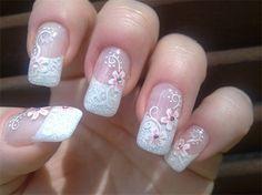 Amazing Wedding Nail Art Designs & Ideas 2014