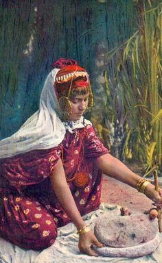 Algeria-femme des ouled nail2