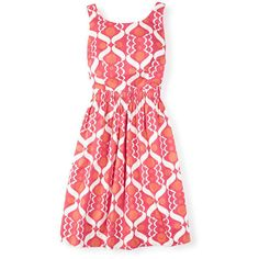 Boden Beatrice Dress ($97) ❤ liked on Polyvore featuring dresses, swing skirt, boden, boden dresses, red dress and flippy skirt