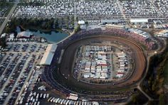 its the greatest place on earth.... its heaven on dirt!!
