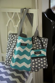 Boxy Tote Bag