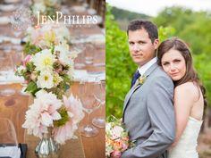 Rainbows & Sunsets: Rachel+Mike's Brix Napa Valley Wedding
