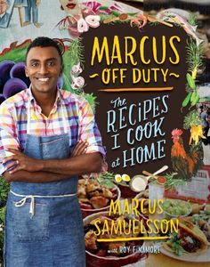 """Marcus Samuelsson, the best-selling author and owner of the Harlem restaurant Red Rooster, discussed his exercise routine and his latest cookbook, """"Marcus Off Duty: The Recipes I Cook at Home. Curry Buns, Peanut Noodles, James Beard Award, Best Cookbooks, Red Rooster, Thing 1, Cook At Home, Nigella, Free Kindle Books"""
