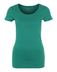 EDC BY ESPRIT T-Shirt grün blau