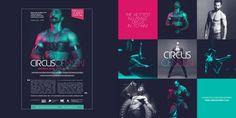 AG'n'MG Cirsus of Men design http://agnmg.com/