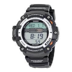 Casio Mens SGW300H-1AVCF Twin Sensor Multi-Function Digital Sport Watch