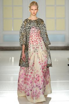 Temperley London,  Весна-лето 2014, Ready-To-Wear, Лондон
