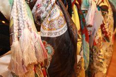 Silk Scarves from Bacio - beautiful
