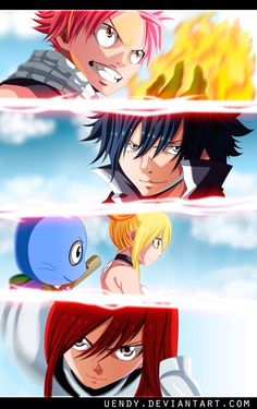 Fairy Tail ~<3