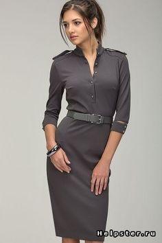 стиль милитари платья - Поиск в Google