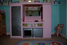 so cute! we have an entertainment center that cant fit our tvs in so this would definitely come in handy in the future!