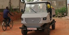 Electric car prototype is built for Africa's rural roads  https://www.engadget.com/2017/09/16/electric-car-built-for-africa/