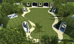 Have you ever fantasized about living deep in the ground, in one of the cosy hobbit holes that J.R. R. Tolkien so richly describes in his novels? A company named Green Magic Homes is giving their customers the opportunity to do just that, with their easy to assemble pre-fabricated structures that can be covered with soil, to create a charming home any hobbit would be happy to reside in. Possibly the best part? It takes only three people to assemble on of these structures in three days, and…