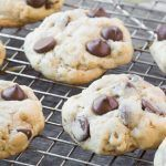 Soft Batch Oatmeal Chocolate Chip Cookies