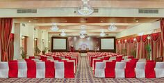 #Shehnaz, Our theatre style conference hall equipped with ultramodern audio visual amenities for your perfect business event.