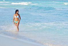 Start off the day at the beach! #MondayMorning  ¡Comienza el día en la playa! #SandosCancun