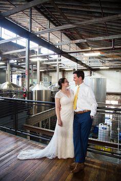 Rhinegeist Brewery - Rhinegeist Wedding - Fyrefly Photography -http://fyrefly.com/