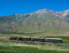 15 - LA TROCHITA, ARGENTINA -     'La Trochita' es el apodo cariñoso que recibe el Viejo Expreso Patagónico, que este año celebra su 70 aniversario. La 'trocha' es el ancho de vía, que en este ferrocarril de vapor es de solo 75 cm, y que abarca 402 km, desde Ingeniero Jacobacci hasta Esquel, aunque hoy solo se utilizan de modo turístico dos tramos. Las vistas del valle y del macizo de Nahuel Pan no tiene precio, al igual que la posivilidad de avistar flamencos, patos y cauquenes.